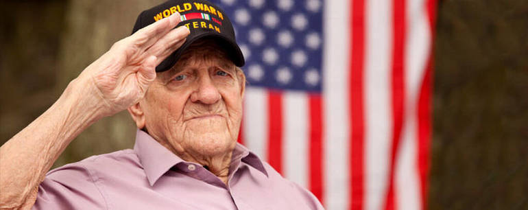 Veteran Care Services, dedicated to those who gave us our Independence Day