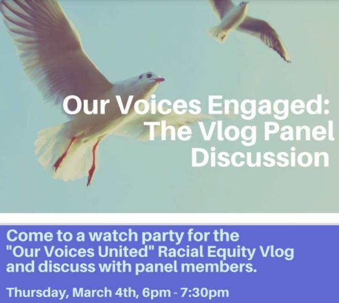 Our Voices Engaged: Addressing the Question of 'How do we heal?'