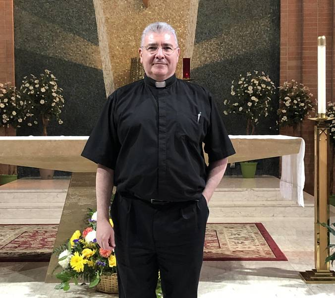 Who's Who in Kenilworth: Father Giovanni