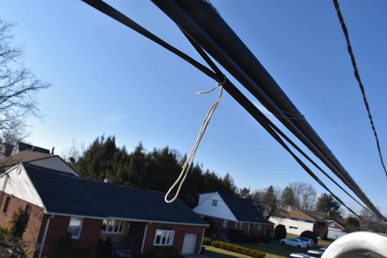 """Noose: Fair Lawn Police """"Confident This Was Not Deliberate Act"""""""