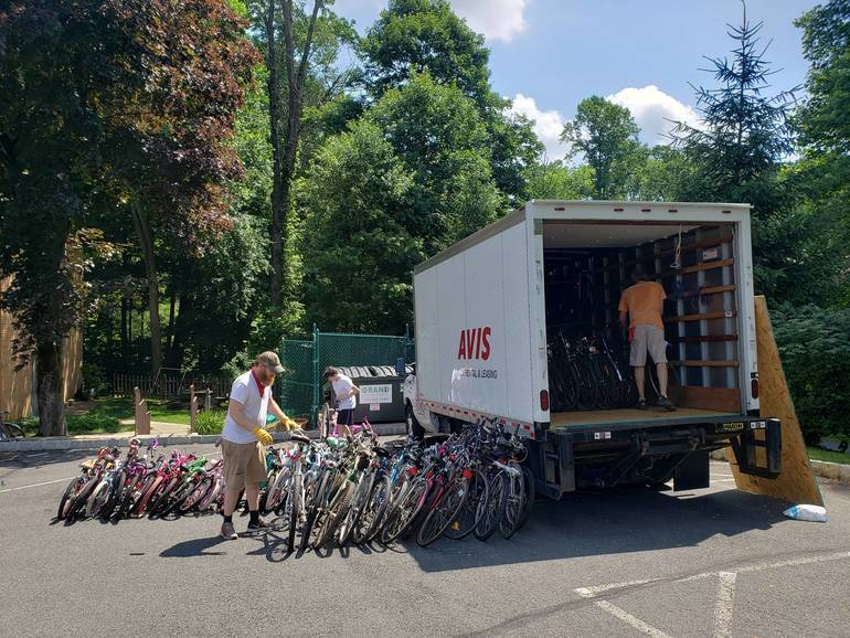 Faith Lutheran Church Has New Deals for Old Wheels