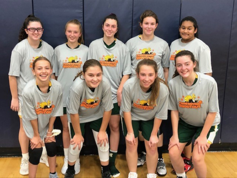 Basketball: Montville 8th Grade Girls Reach Tournament Championship