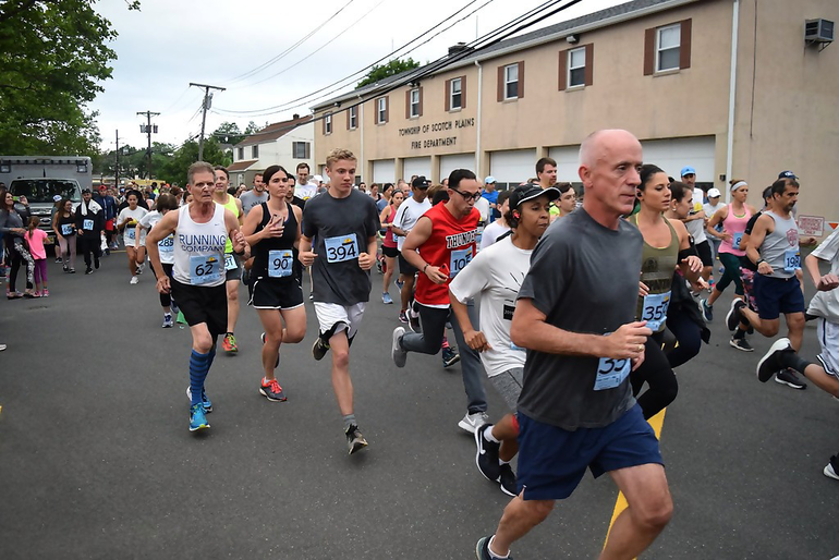 Patrick's Downtown Race to Summer 2019 in Scotch Plains