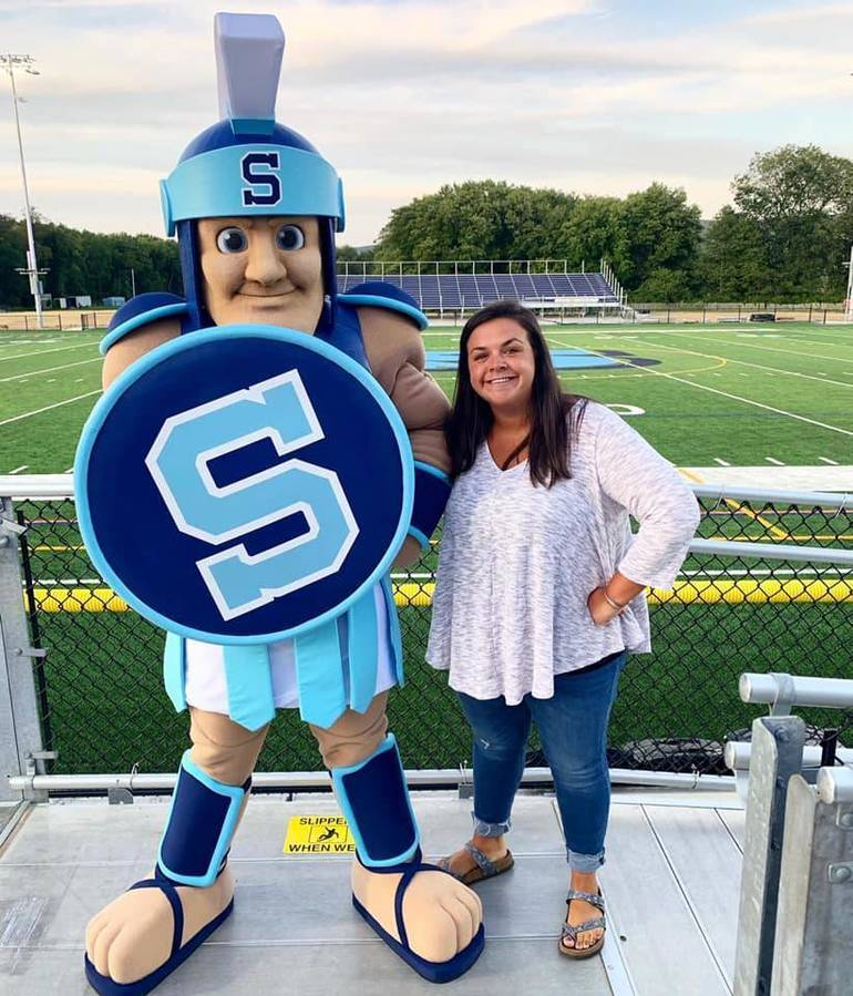 paige Lucas with sparty.jpg