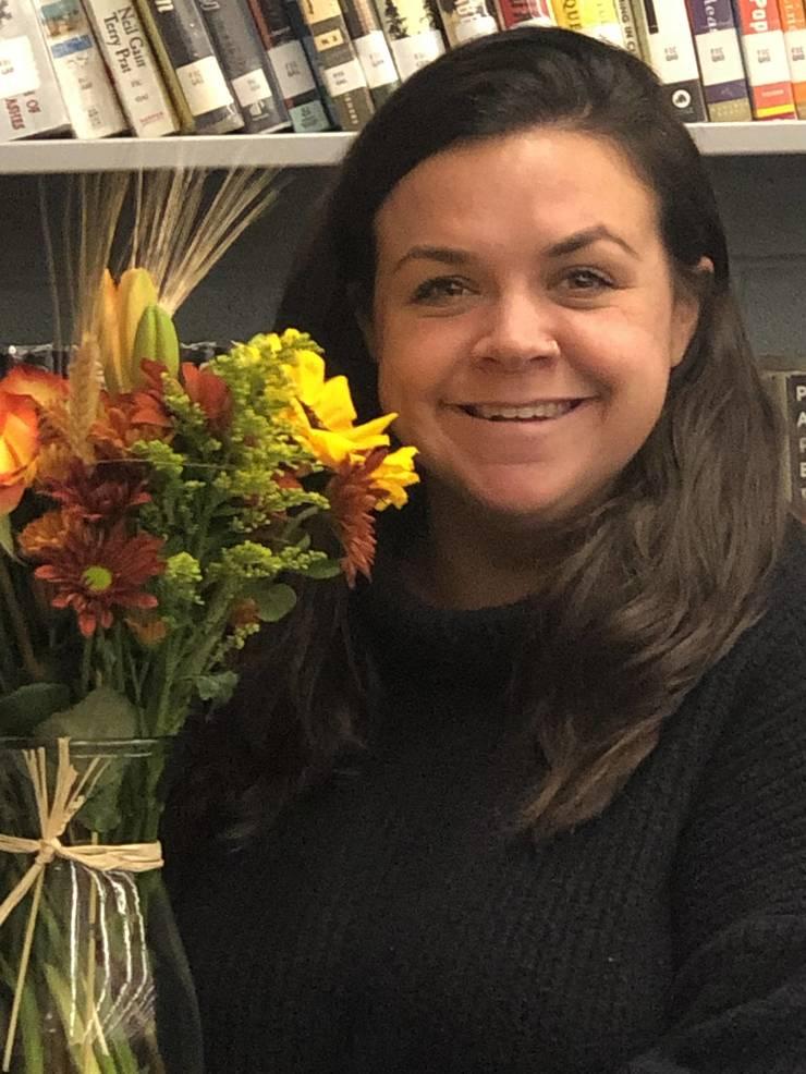 Sparta Education Association Honors Paige Lucas