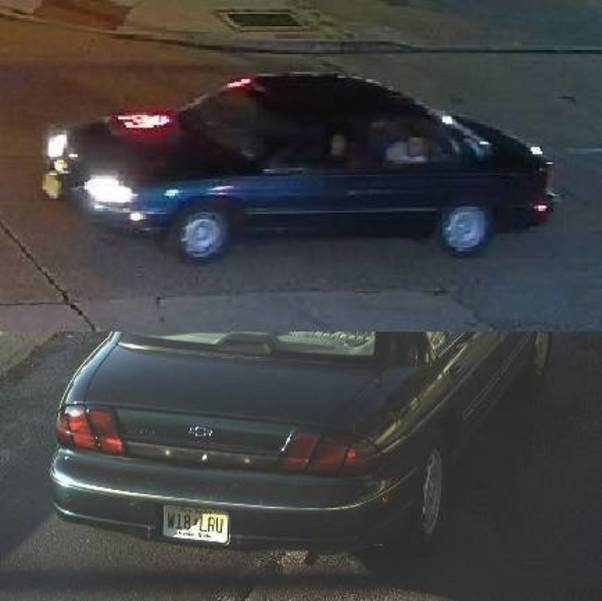 Police Seek Information on Suspects Involved in Numerous Camden Paintball Incidents