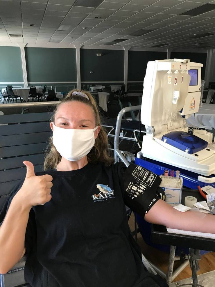 Morris Area Community Blood Program Saves 321 Lives with Blood Drive