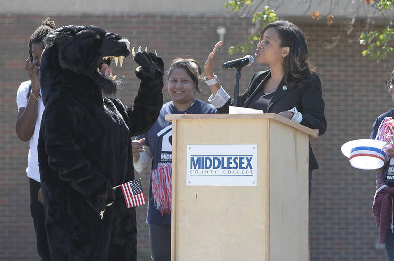 NJ Secretary of State Way Takes Part in Mobilize MCC Event