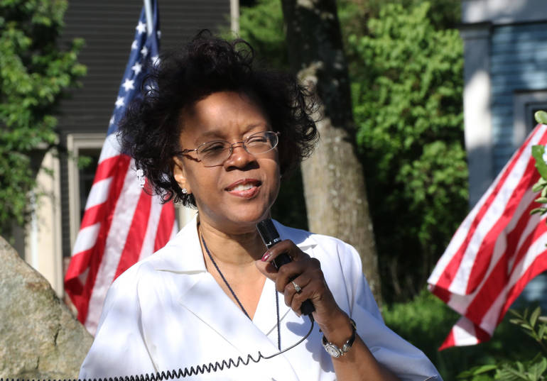 Pastor Annie Williams-Photo by Tom Salvas 2019.jpg