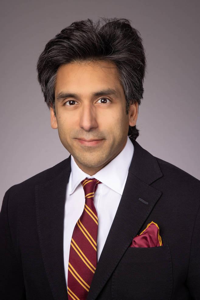 Saint Barnabas Medical Center Board of Trustees Welcomes Rahul V. Pawar, MD