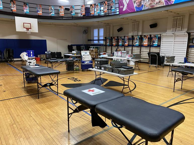 YMCA of Montclair Partners with the American Red Cross to Conduct Blood Drives