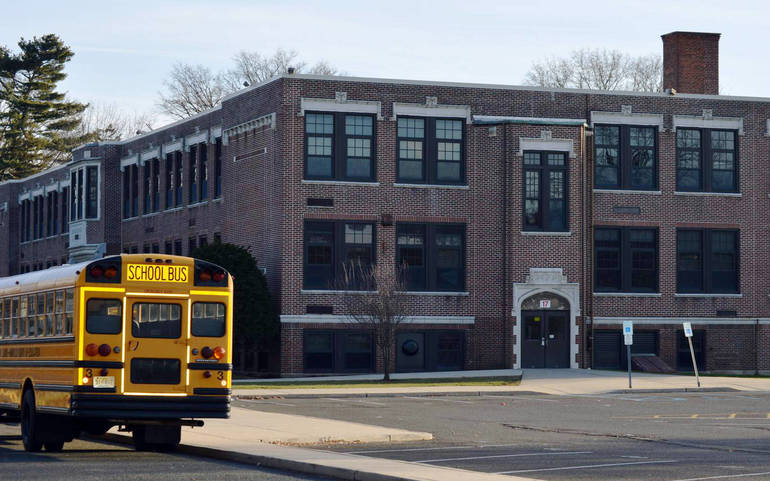 Park Middle School in Scotch Plains