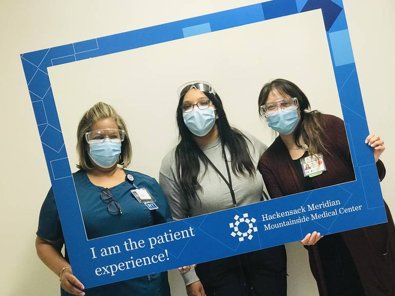 Hackensack Meridian Mountainside Medical Center Recognized Patient Experience Week