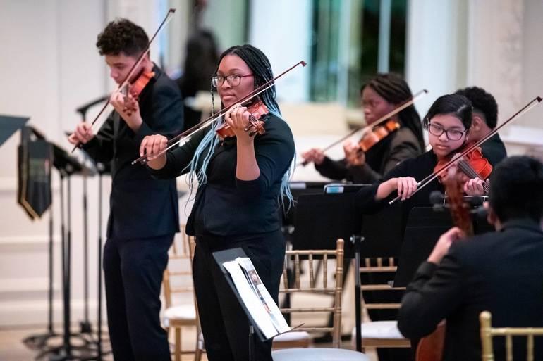 Paterson Music Project Students at Wharton Arts Gala.jpg