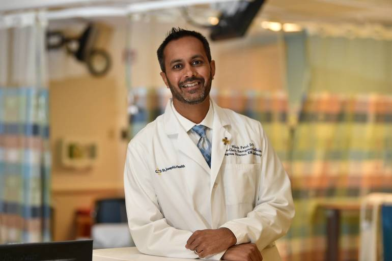Nilesh Patel, DO, St. Joseph's Health