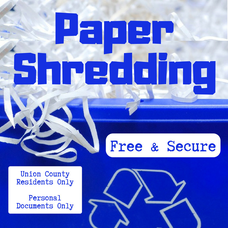 Shred and Recycle Personal Documents on Oct. 2 in Scotch Plains