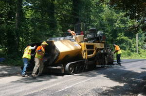 Carousel image 10b070dd2c96abf69869 paving in the township  2021 tapinto montville