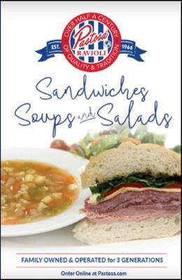 Carousel image 363e7ff1edca1cdb5beb pastosa sandwiches  soups  and salads