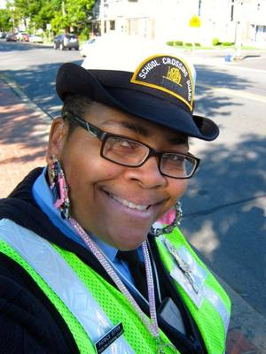 Hamilton's Cool Crossing Guard Patrice Jetter Featured on Netflix's 'Worn Stories'