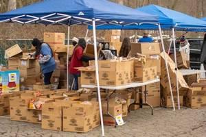 Roxbury Kiwanis Plans Free Food Distribution