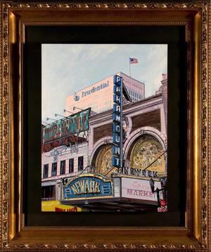 "West Orange Public Library Presents Contemporary Realist Paintings in ""Essex County Escapades"""