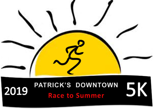 Top story 8ab3d03ef697aaca0332 patrick s race for summer 2019 logo