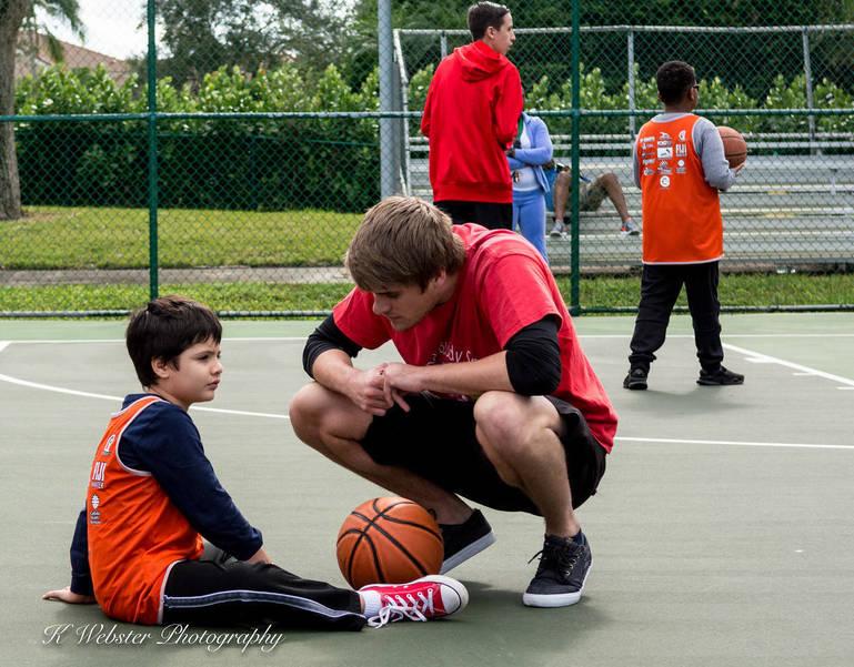 Parkland Buddy Sports Basketball