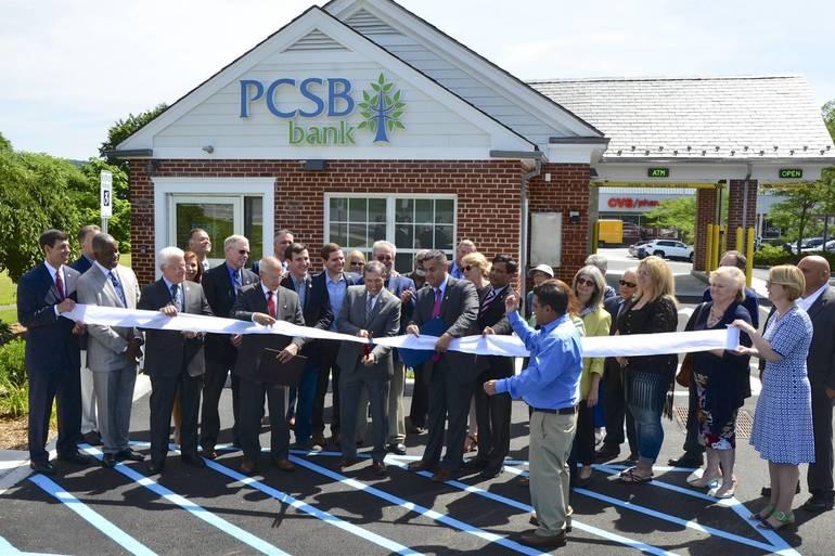 PCSB Bank Yorktown Heights Ribbon Cutting