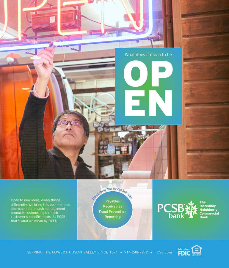 PCSB Bank Campaign Wins Gold in Service Industry Advertising Awards