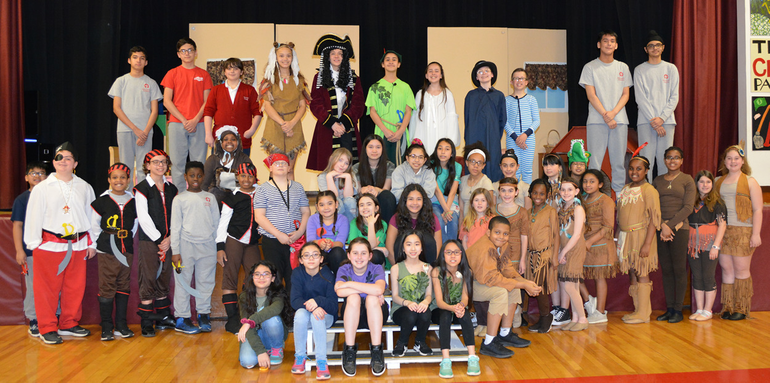 """Holy Savior Academy To Present """"Peter Pan"""" This Thursday and Friday at 7p.m."""