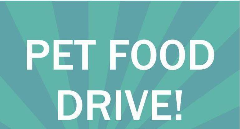 pet food drive.JPG