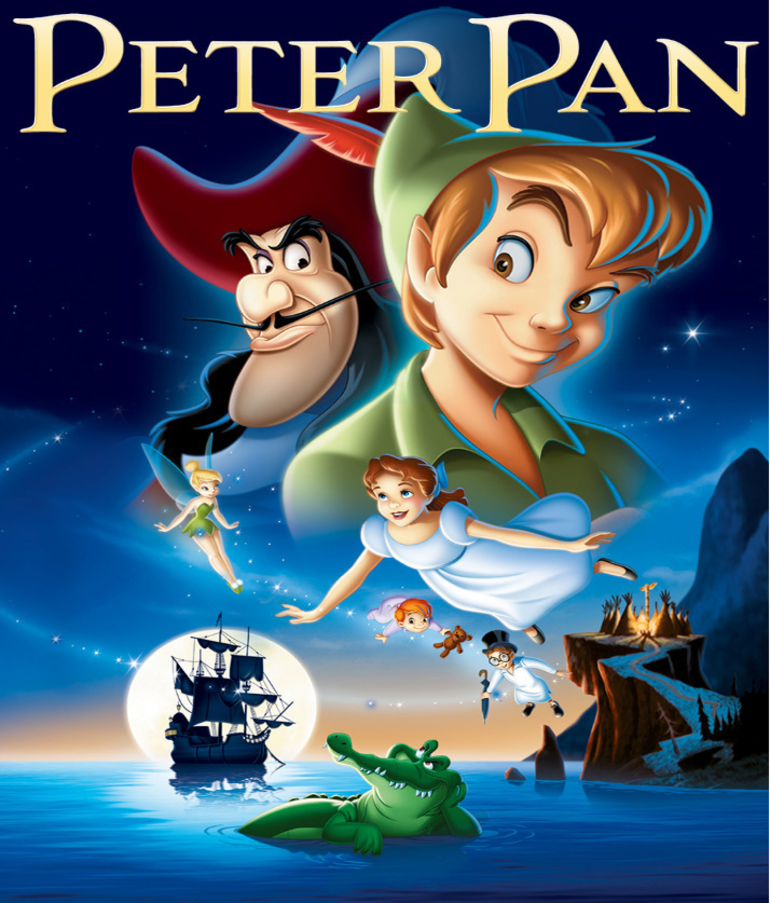 Peter Pan to be presented by Trilogy Repertory