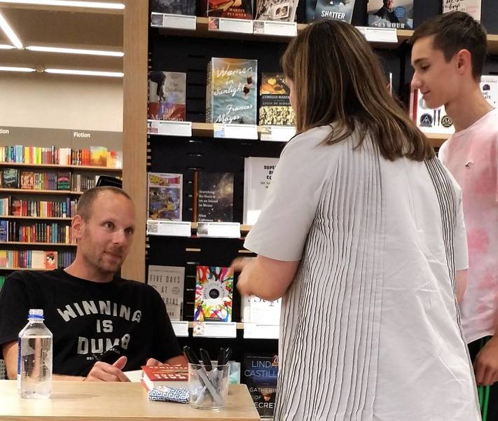 Mahopac's Jeff Pearlman Debuts Latest Book