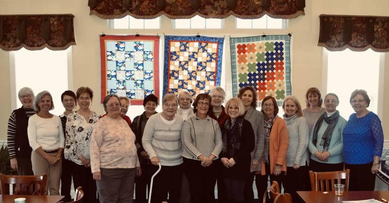 Pennington Quilters for Kids 2000 Quilt Celebration