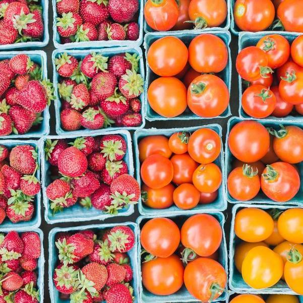 Red Bank YMCA Offers Fresh Produce on July 1