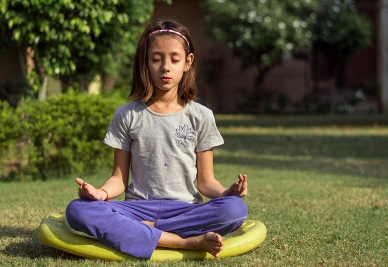 Virtual Yoga For You and Your Kids! Free from the Y