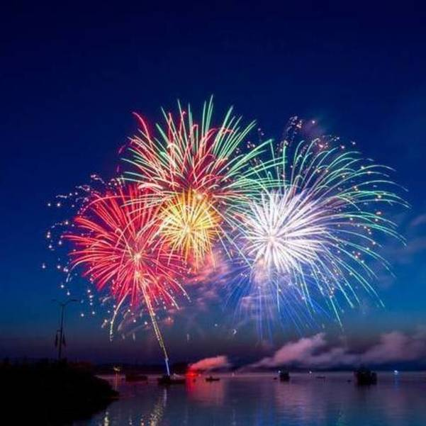 July 3rd Fireworks! Riverview Medical Center Foundation Dedicates Display to Frontline Heroes