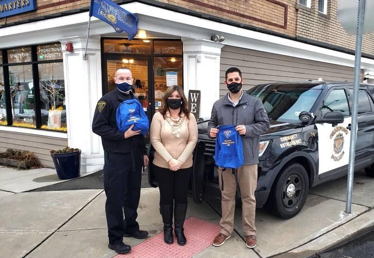 Cranford Police Deploy Sensory Communication Kits in Squad Cars