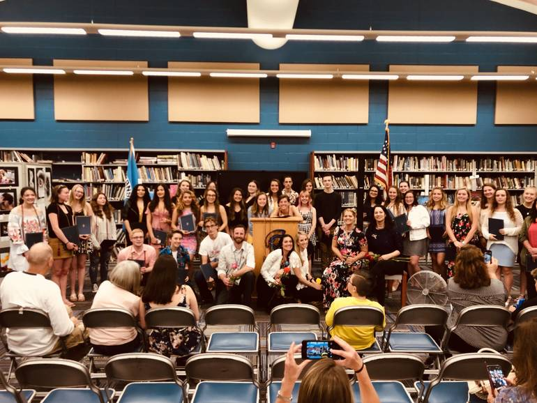 SHS National Art Honor Society induction ceremony and Art Gala 2019.jpg
