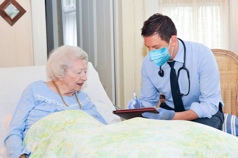 Visiting Physician Stresses Importance of  Advance Care Planning During COVID-19