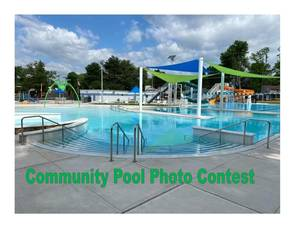 """Send TAPinto your """"Fun in the Sun""""  Community Pool Pictures 2021"""