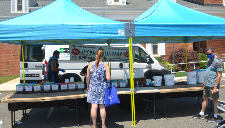 Pickle-Licious at Scotch Plains Farmers Market.png