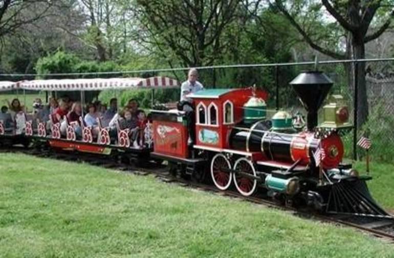 A New Home for Roxbury's Forsaken Kiddie Train
