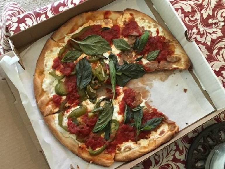 Pizza to go