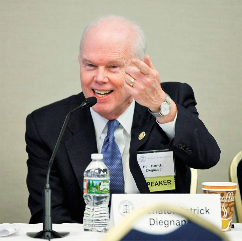Senator Diegnan