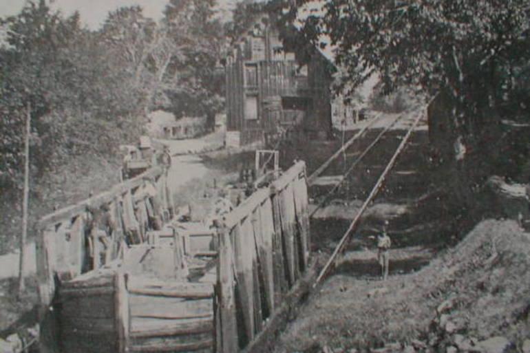 Morris Canal Plane 1E