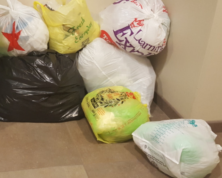plastic bags at boro hall.png