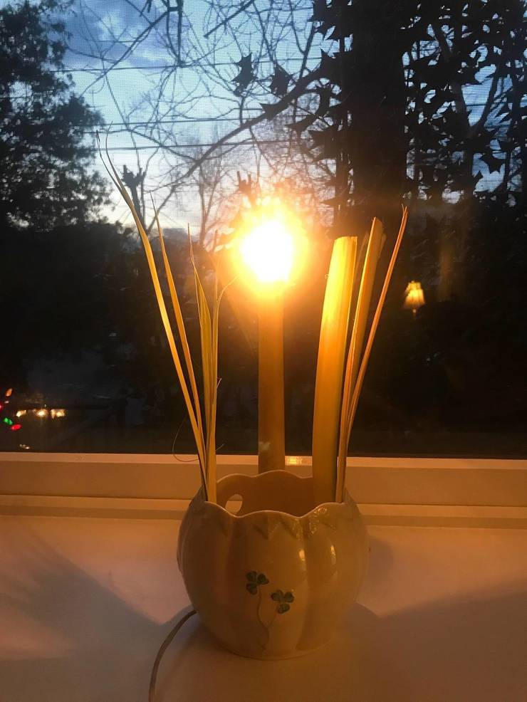 Scotch Plains-Fanwood: Candles in the Window