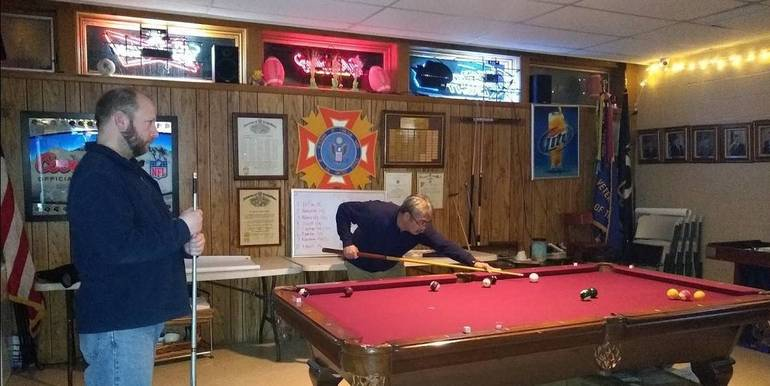 Playing pool at the VFW.jpg