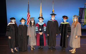 Institution Celebrates 54th Commencement -- First as Middlesex College
